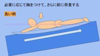 テイクオフ時の体重移動 (9)