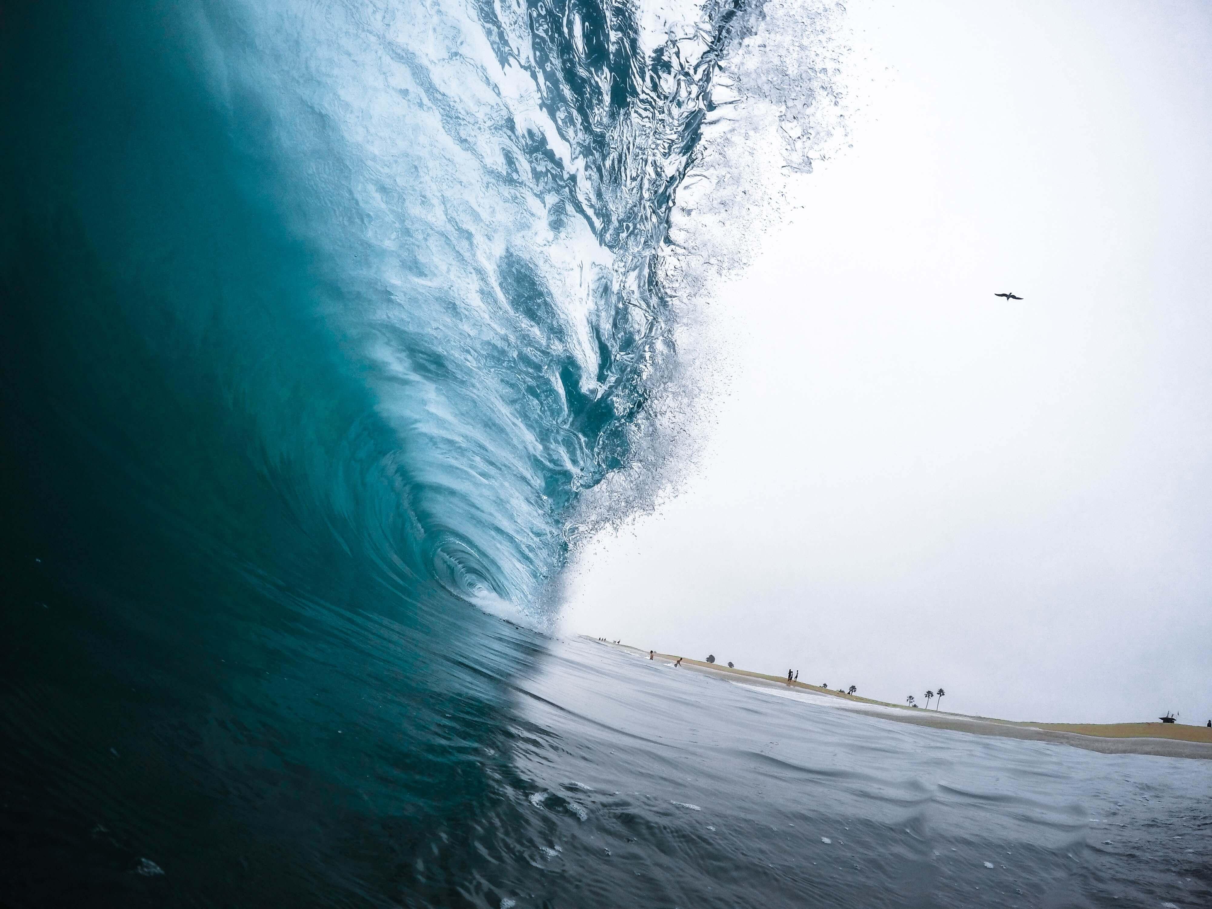 ダンパーの波