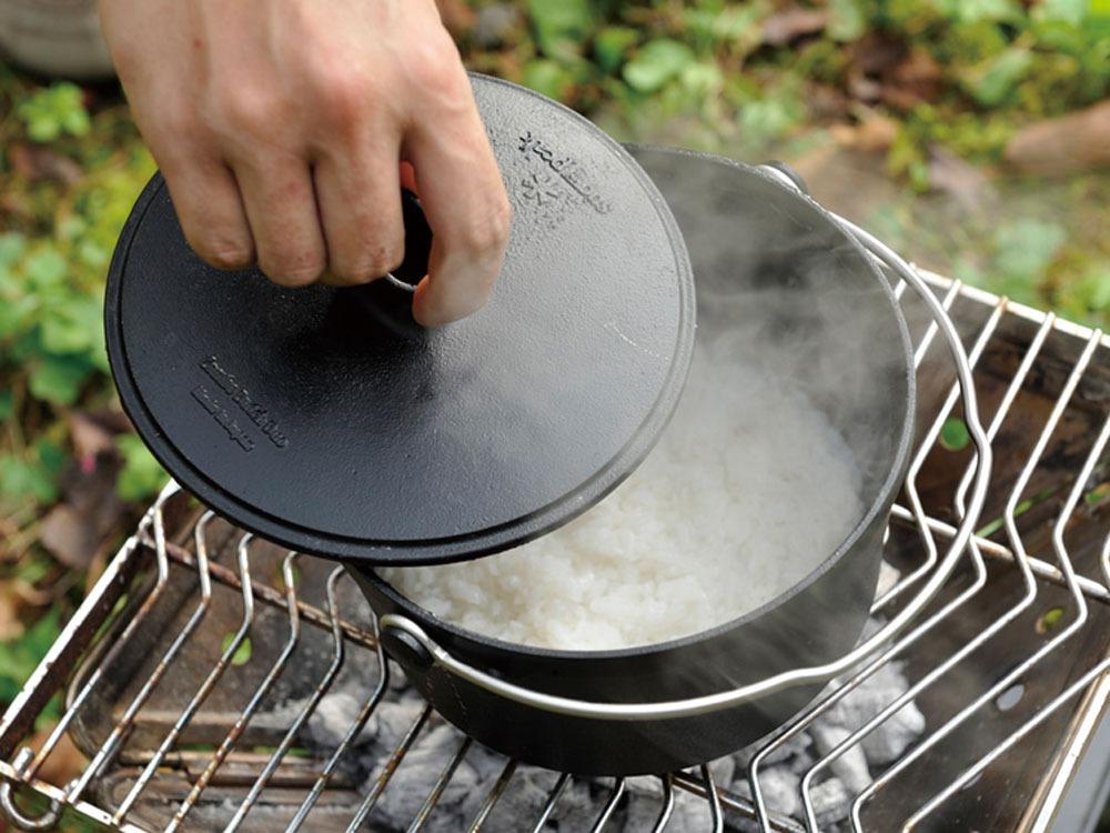 コンボダッチデュオ炊飯